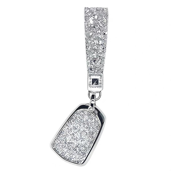 Bedazzled Cadillac Bling Car Key Holder