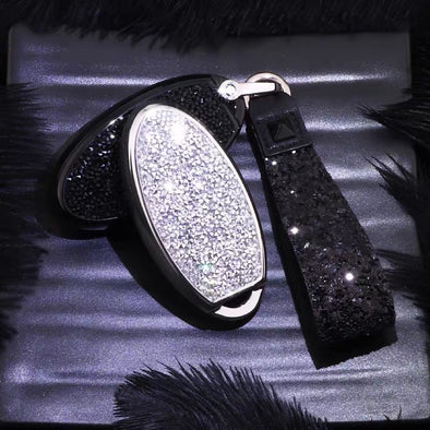Bedazzled Glittering Infiniti/Nissan Key FOB Holder