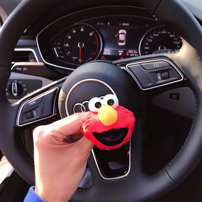 Elmo Car Air Vent Decoration with Scent