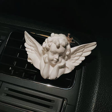 Angel Car Air Vent Decoration with Scent