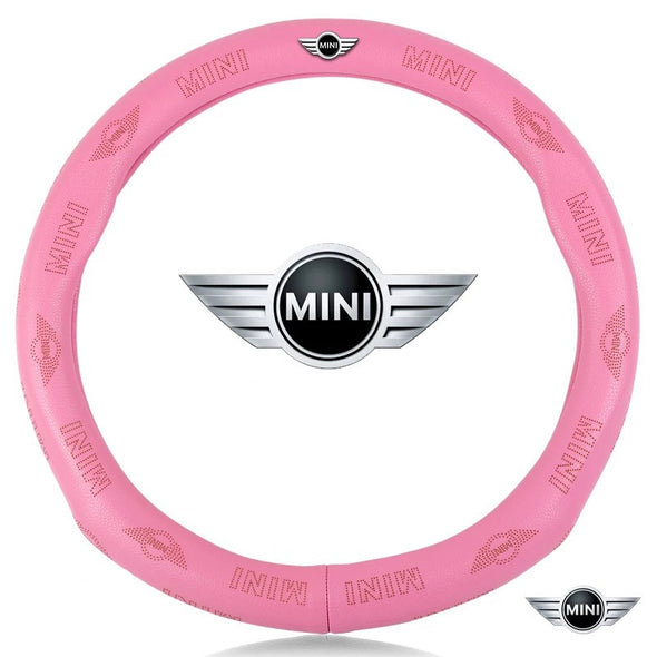 BMW Mini Cooper Countryman LOGO prints  Steering wheel cover