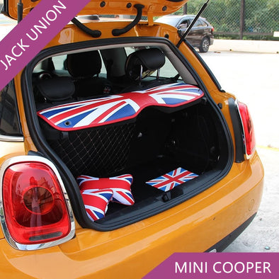 MINI Cooper Rear Trunk Tray Panel Window Shelf Privacy Shade F56 F55 R56 R60