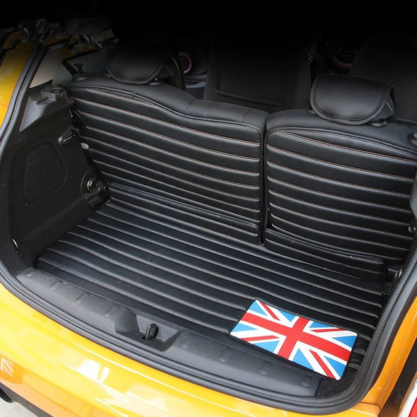 Mini Cooper Trunk Linning