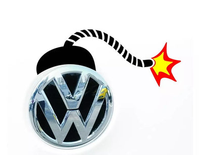 Personalized Sticker Decal For VW Beetles Devil/Earphone/Bomb