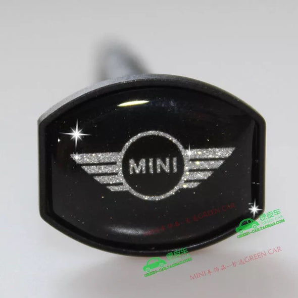 Bling Your Ride-Rhinestone Crystal Air Vent Decoration For Mini Cooper - Carsoda - 4
