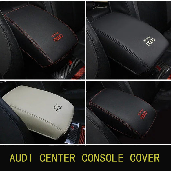 Customized Center Console Cover For Audi