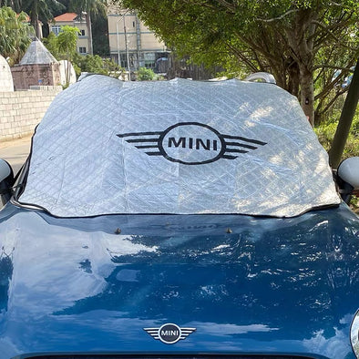 BMW Mini Cooper/Countryman Windshield UV Sunshade Snow Cover Winter/Summer