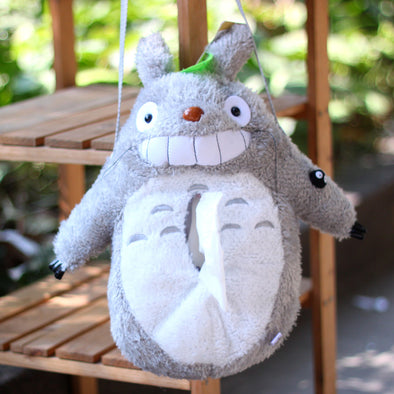 Totoro Car Seat Back Tissue Bag - Carsoda - 1