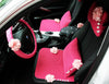 Pink Car Seat Covers - Carsoda - 5