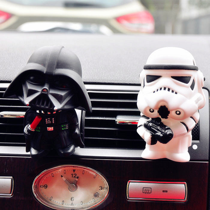 How To Unlock Steering Wheel >> Star Wars Air Freshener for Car Air Vent – Carsoda