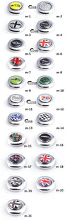 Crystal Bling Jack Union Start Engine Key Ignitions for Mini Cooper clubman countryman R55 R56 R57 R58 R59 R60 R61