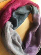 Chrissie Day Twisty Silk Mohair Cowl