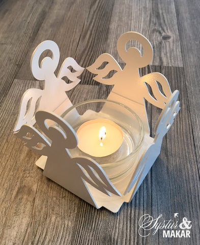 Angellight- candle holder