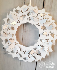 Holly Berry wreath