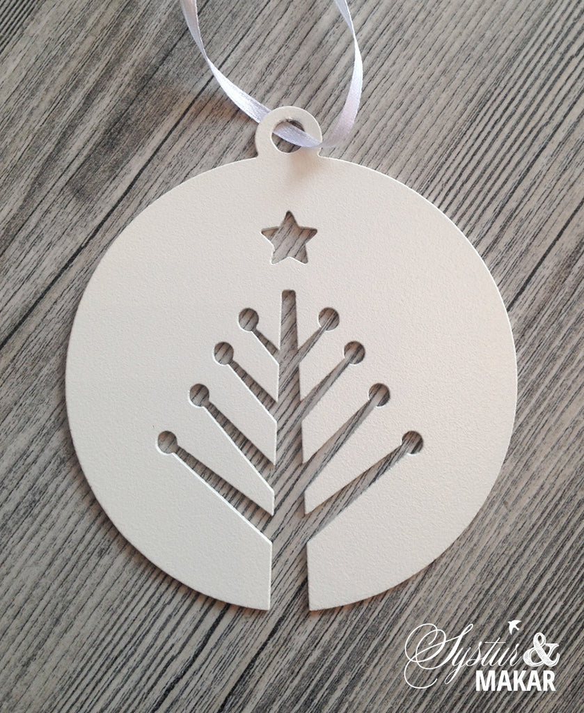 Christmas tree ornament