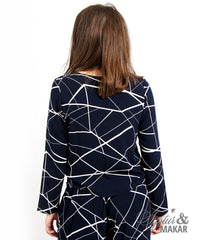 Emma shirt navy