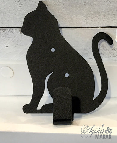 Cat Hanger black