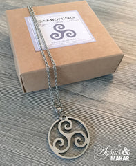 Unity necklace - Motherhood