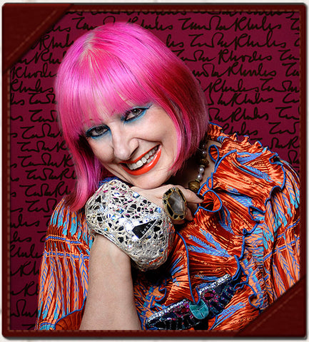 Dame Zandra - Rhodes Fifty Years of Fashion