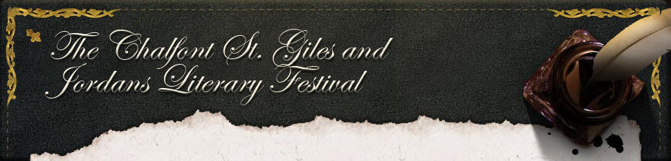 The Chalfont St Giles Literary Festival