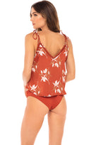 Ginger Cami Top - Rust Lily
