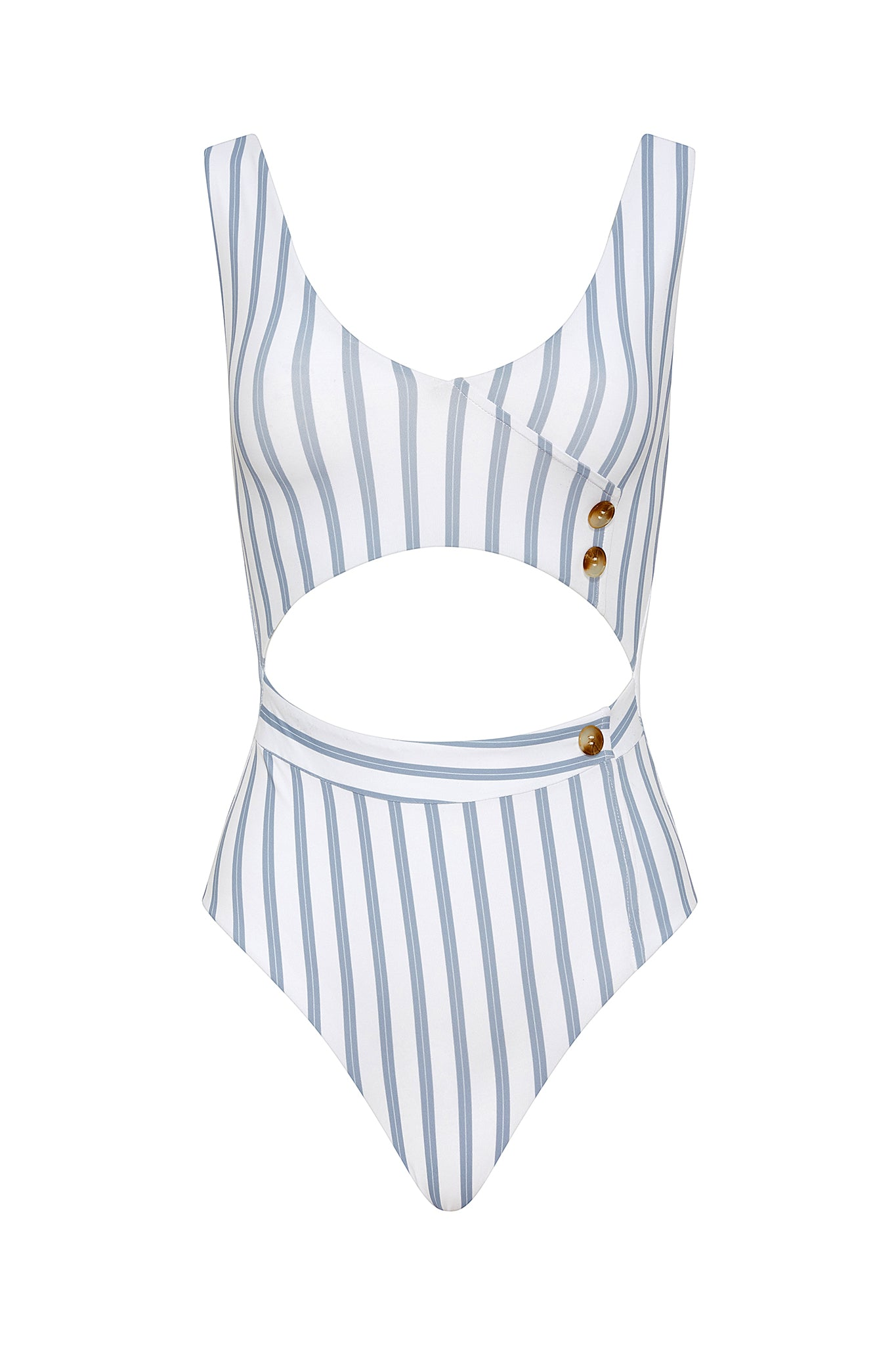 Carmen One Piece - Hampton Stripe
