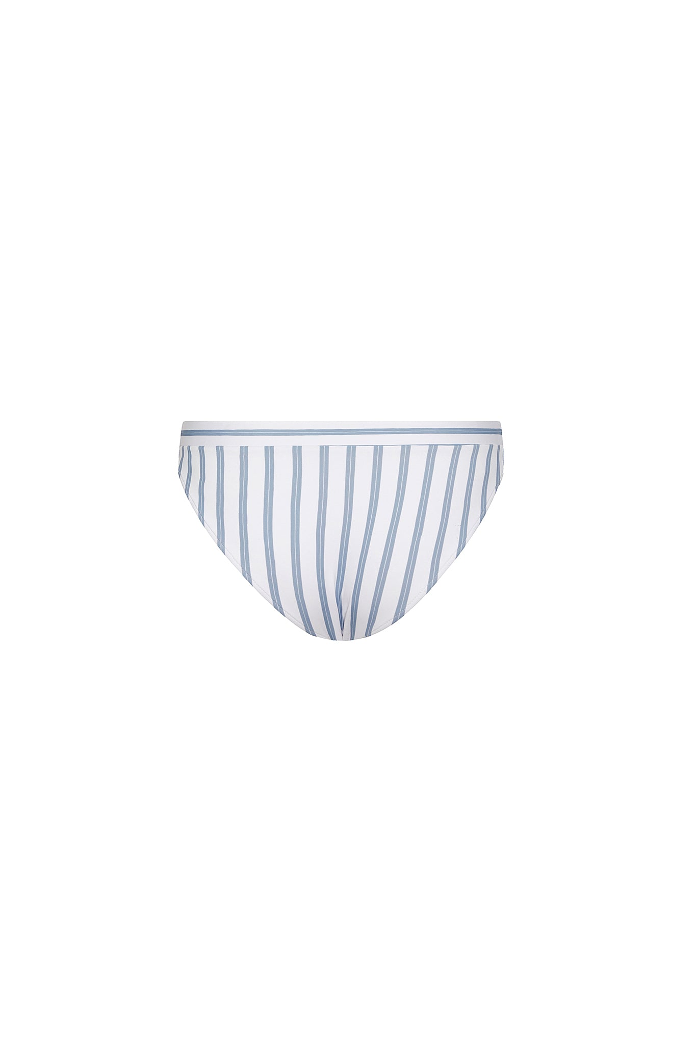 Rita Lowrise Bottom in Hampton Blue and White Stripe
