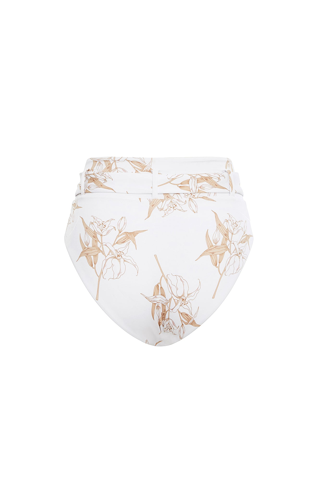Quinn Bottom - White Lily