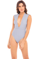 Emery One Piece - Blue Fog