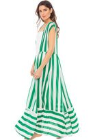 Audrey Maxi Duster - Billiard