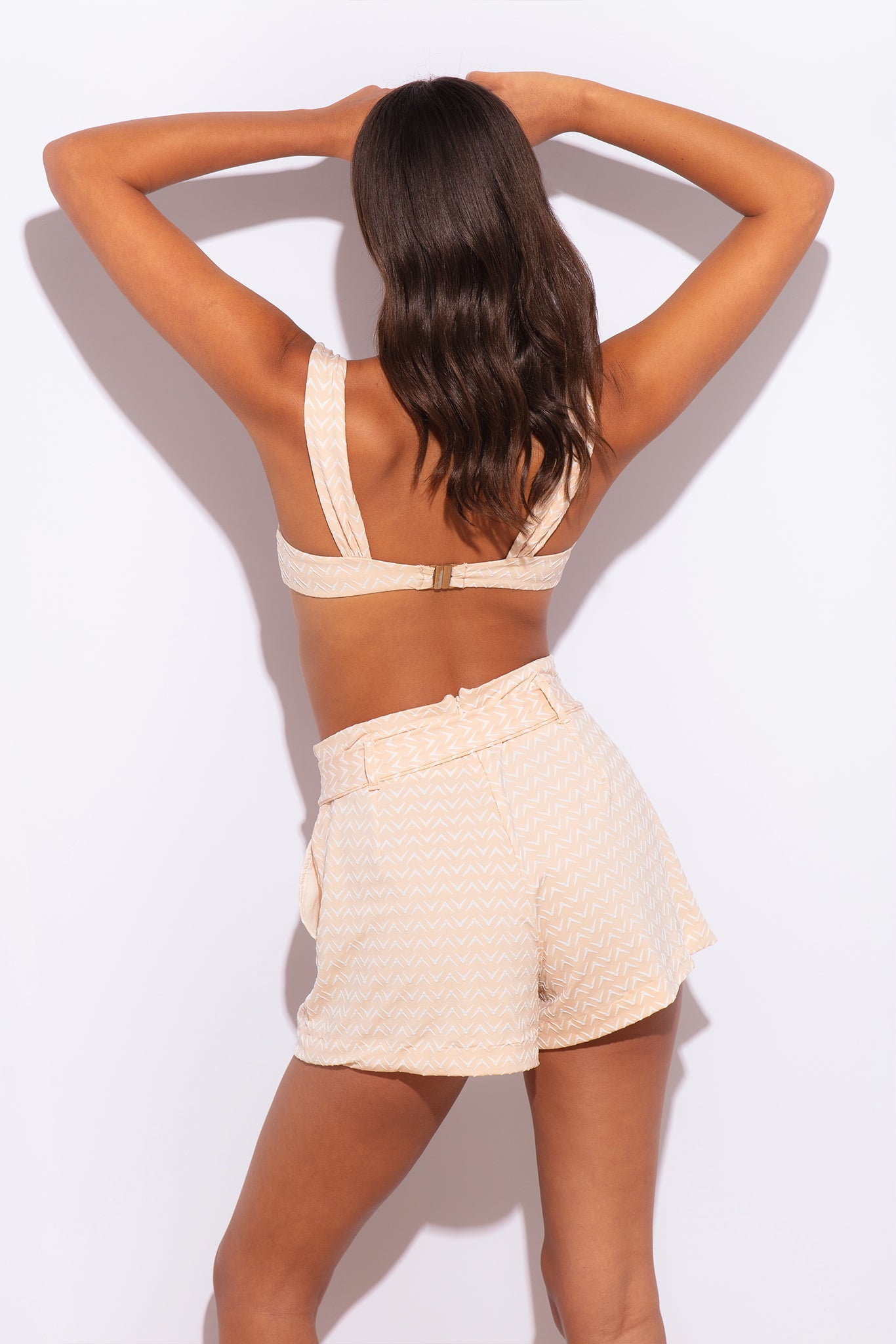 Etta Shorts - Riviera Arrow