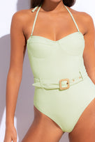 Kate One Piece - Jade Green (recycled lining)