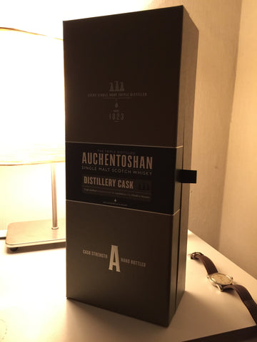 Auchentoshan hand poured Distillery Edition by Jim Taylor