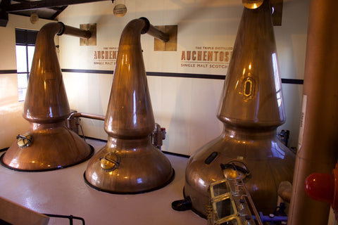 Auchentoshan Copper Stills