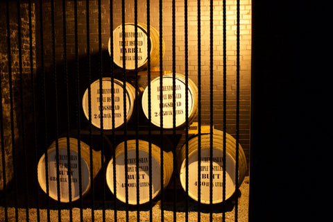 Auchentoshan Barrel Sizes Used in Maturation of Single Malt Scotch Whisky