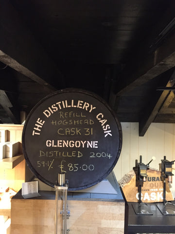 Glengoyne Cask Edition Whisky Distillery Only