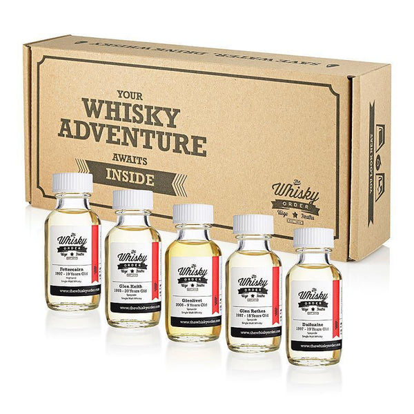 Subscription - 3 Month Whisky Subscription Gift