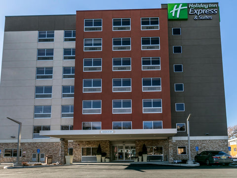 New York City to Holiday Inn Express & Suites JC