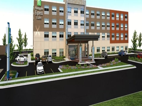 New York City to Holiday Inn Express & Suites (Jersey City)