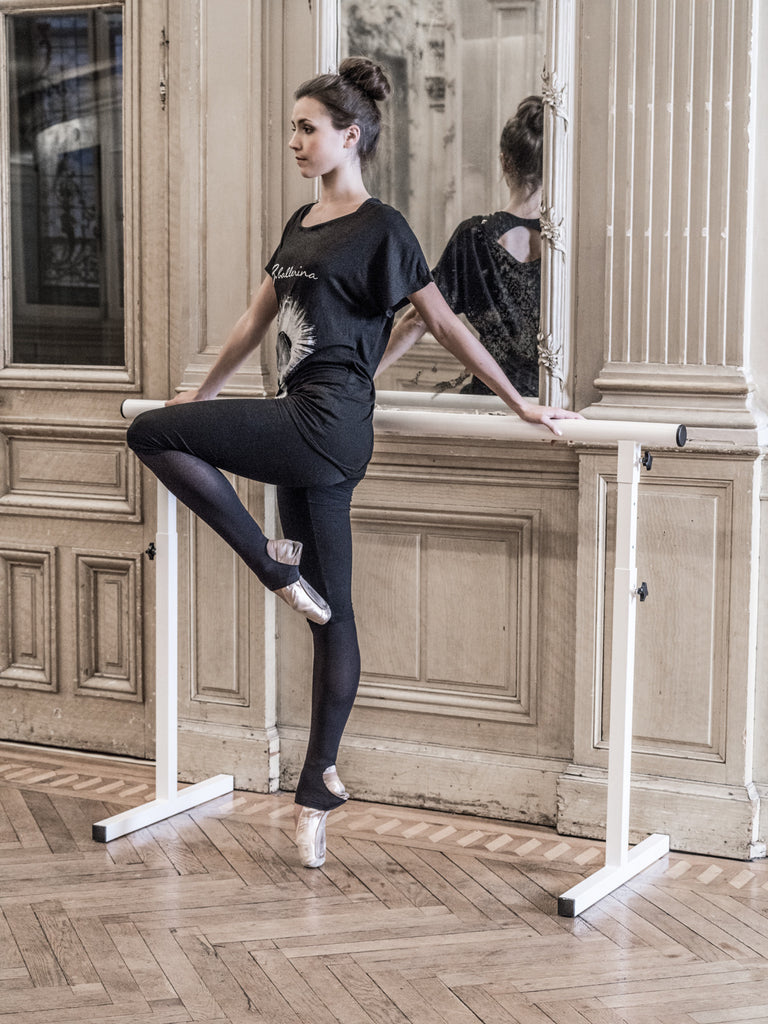 5 Ballet Barre Workouts To Do At Home