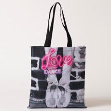 Shopper bag, Love Dance