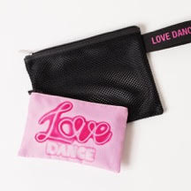Double trousse Love Dance Ballerina