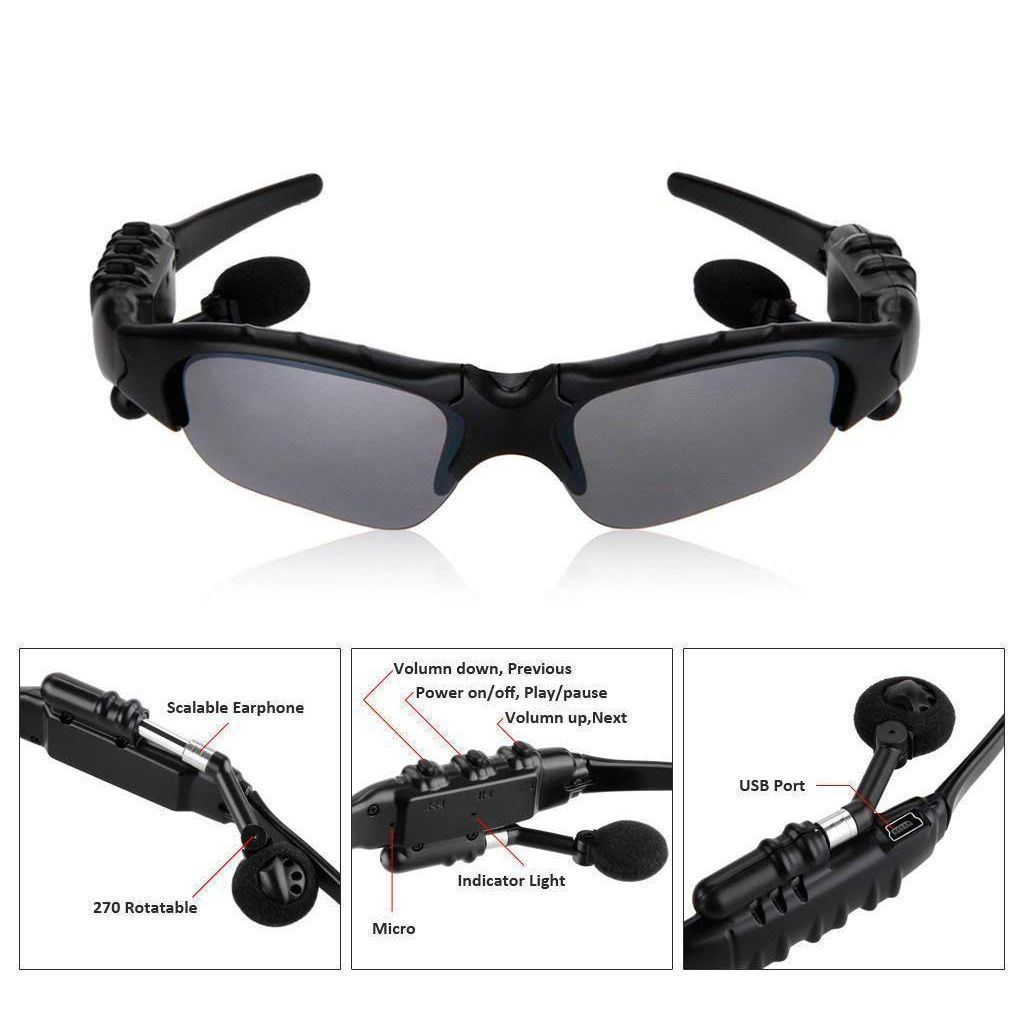 Bluetooth Eyewear