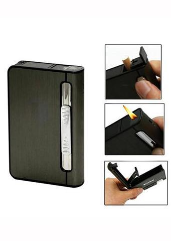 Cigarette Case Lighter