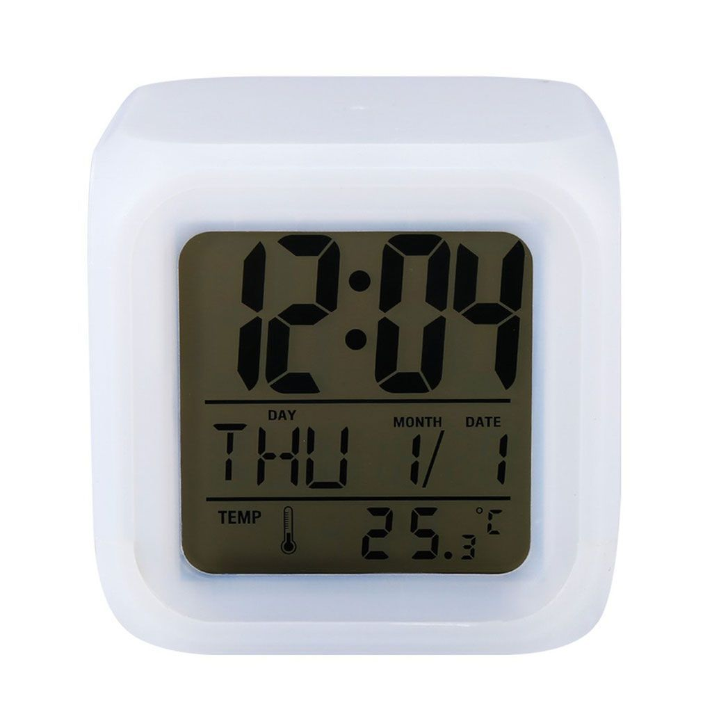 Colour Changing Digital Clock