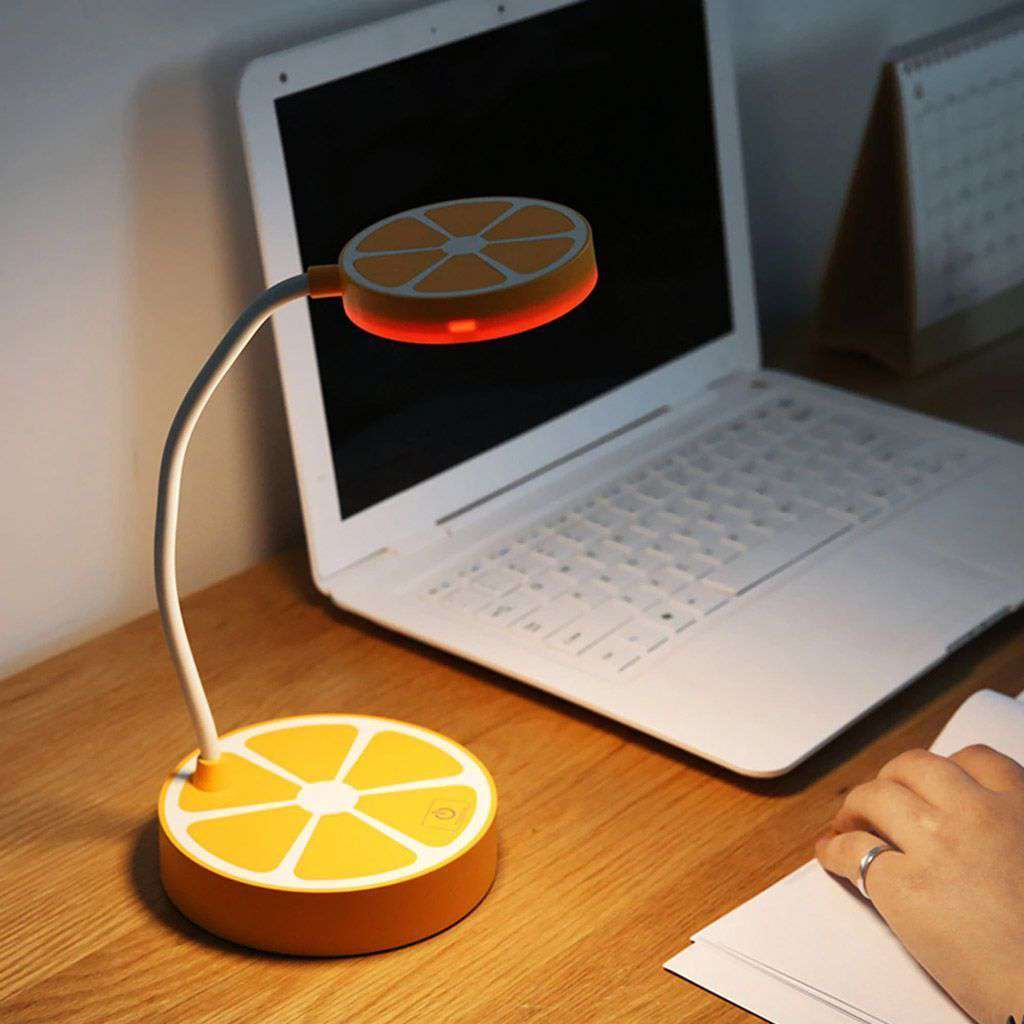 FRUIT SHAPED LAMP