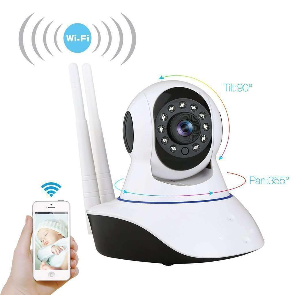 Wireless Wifi Home Camera