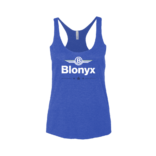 Blonyx Series 09 Tank - ROYAL BLUE