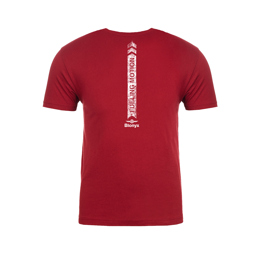 Blonyx Series 12 Shirt - RED