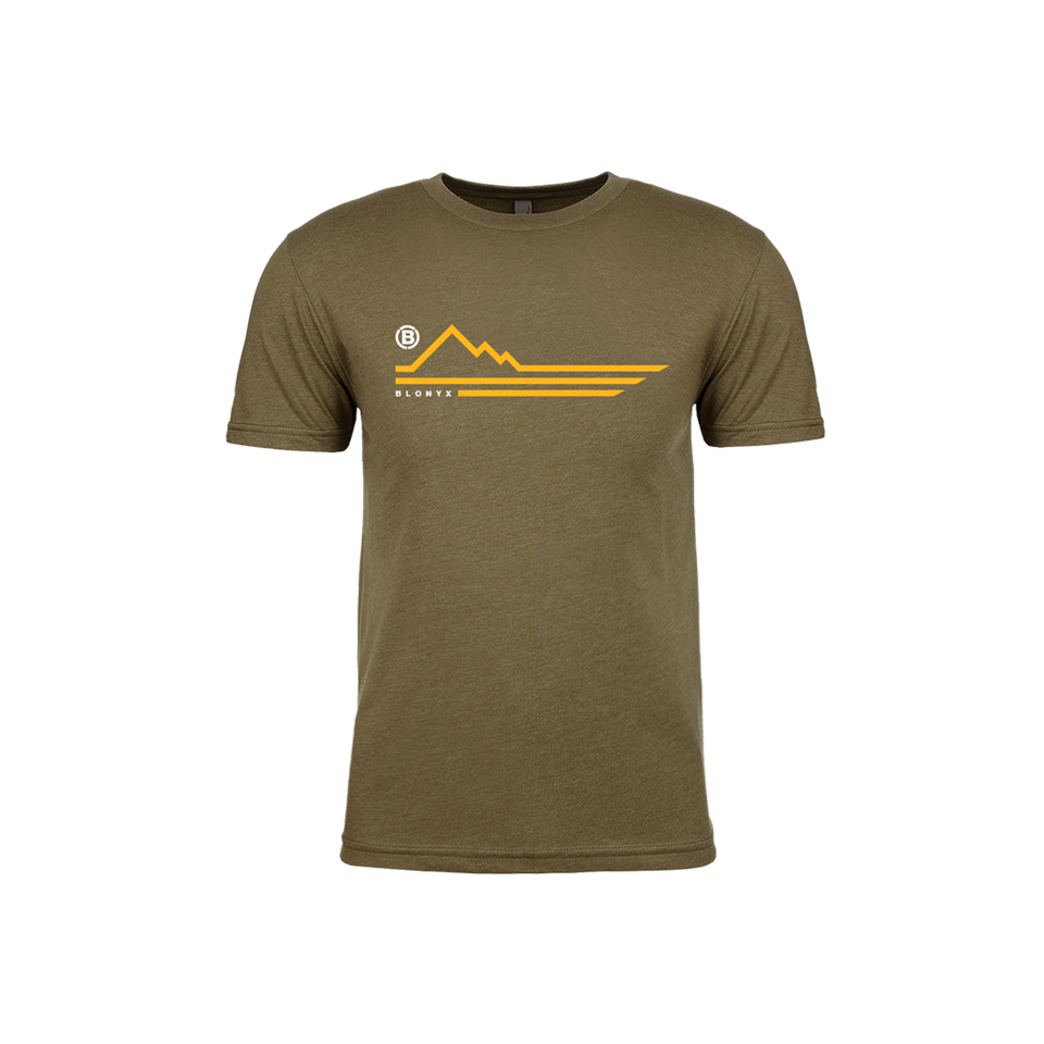 Blonyx Series 13 Shirt - MILITARY GREEN